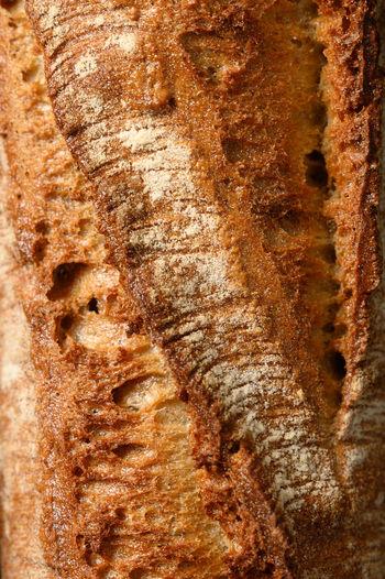 Full frame shot of bread