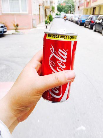 Coco Cola Ice Coke City Photography