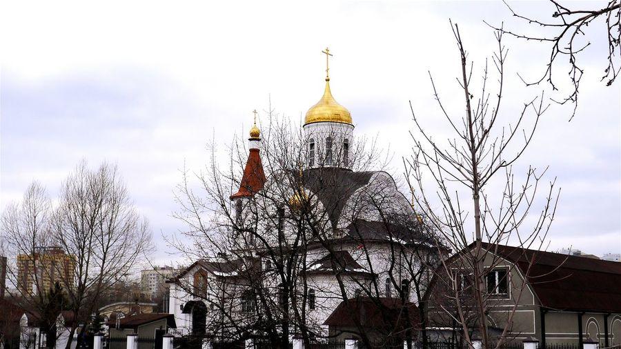 Reutov Church Spring Landscape_Collection
