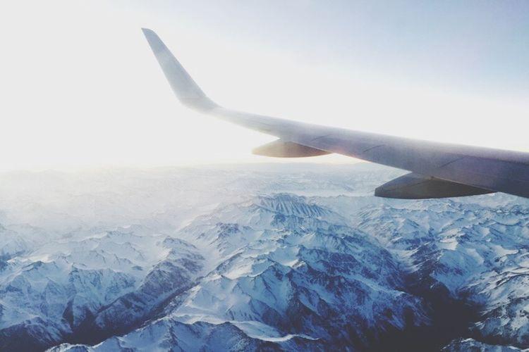 Nuestra majestuosa Cordillera De LosAndes, Chile CordilleradeLosAndes Santiago Santiago De Chile Chile CL Chile♥ Sky Cielo Amanecer