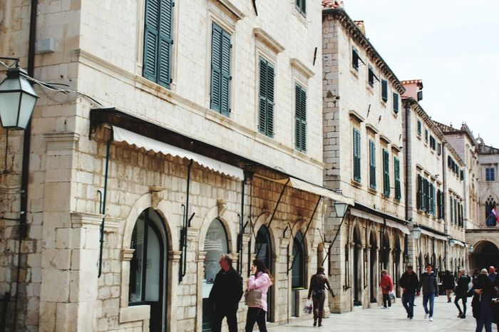 Adventure Day Dubrovnik Croatia Travel Travel Destinations Street Old Old Buildings Eye Em Selects