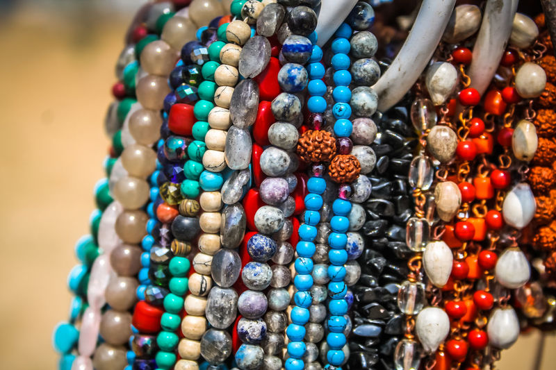Colorful jewelry sold on the beach in southern India ASIA Colors India Shopping Travel Art Beach Buisness Close-up Colorful Decoration Ethnic Fair Gift Handmade Handmade Jewellery Jelwery Outdoors Paradise Pearls Scenics Sell Tourism Traditional Wallpaper