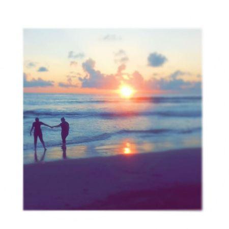 Beatiful sunset ✨🌅