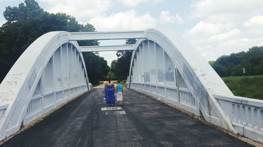 My Children Rainbow Bridge Historic Route 66 Baxter Springs, Kansas Hanging Out Check This Out Taking Photos Enjoying Life USA Photos Check This Out This Week On Eyeem Android Photography Check This Out! People Photography Capture The Moment From My Point Of View Popular