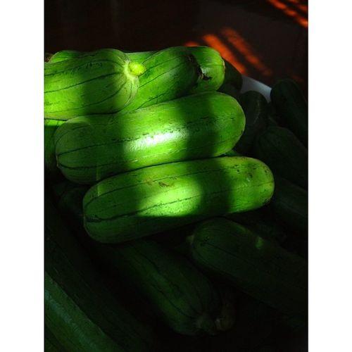 Morning Green Vegetable Cooj Food Health Thaifood Herb Bangkok Thailand