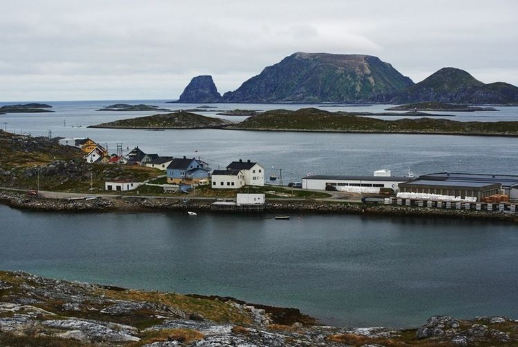Gjesvær, the fishing village Taking Photos Traveling Norway At The Edge Of The World Landscape Authentic