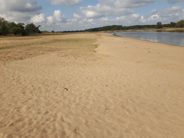 river Elbe bei