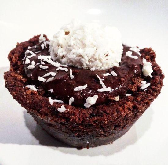 Raffaelo Muffin Chocolate