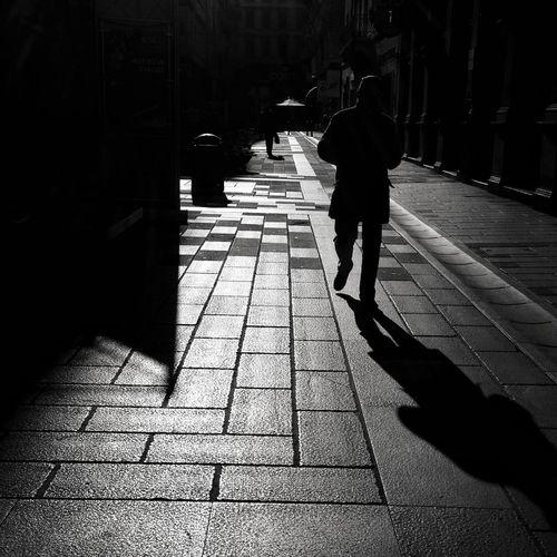 Streetphotography Blackandwhite Street Life Life In Motion