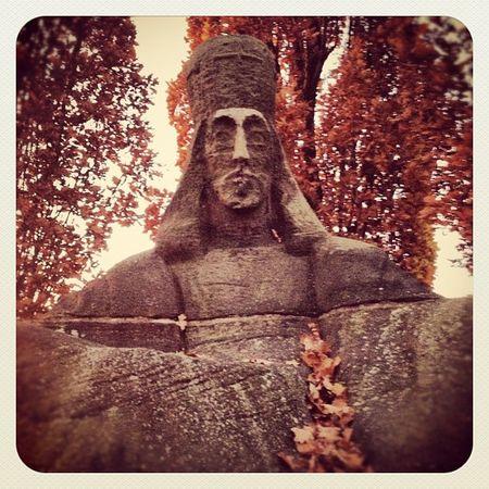 Denkmal Statue Herzogenrath Ritzerfeld