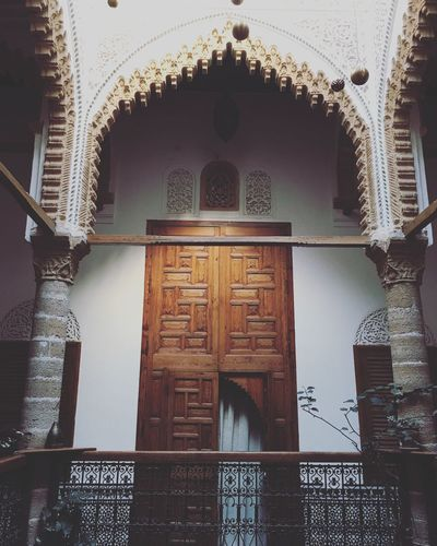 Morocco Architecture Door