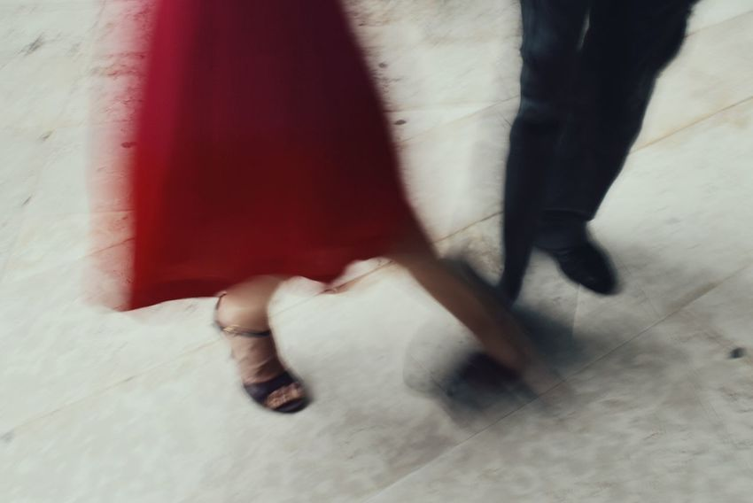 Milongueando series Tango Tango Streetdancing Tangoargentino Dance Dancer Dance Photography Streetphotography Street Photography Streat The Street Photographer - 2016 EyeEm Awards Red Close Up Street Photography Long Exposure Movements Legs Stop Motion Colour Of Life Finding New Frontiers