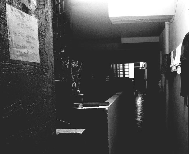 Creepypass Creepyhouse Creepydoor EyeEm Best Shots - Black + White Blackandwhite Photography Black&whitecollection EyeEm Black&white! Apartmentliving Creepycorridor
