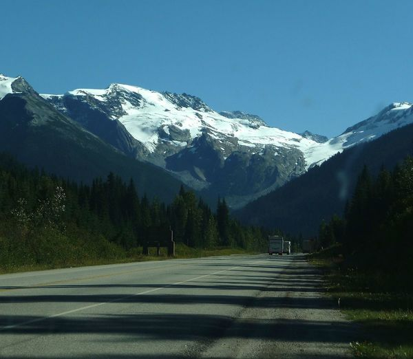 The Drive Highway 1 Canada