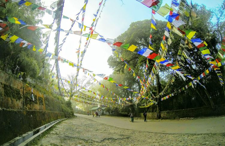 Found On The Roll Prayer Flags  Budhism Flags In The Wind  Flags Northeast Darjeeling Check This Out Hanging Out Enjoying Life Open Edit Hello World EyeEm Best Shots EyeEm Gallery Traveling