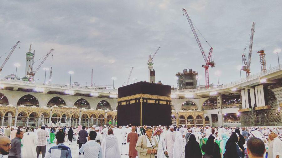 Architecture Buildings Islam Landscape Madinah Mecca Medina Mekah