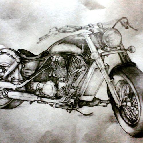 No People Bangalore Bike Love Bikeride BikeART Art Art, Drawing, Creativity Artist ArtWork ArtInMyLife Art Photography Bike Artwork