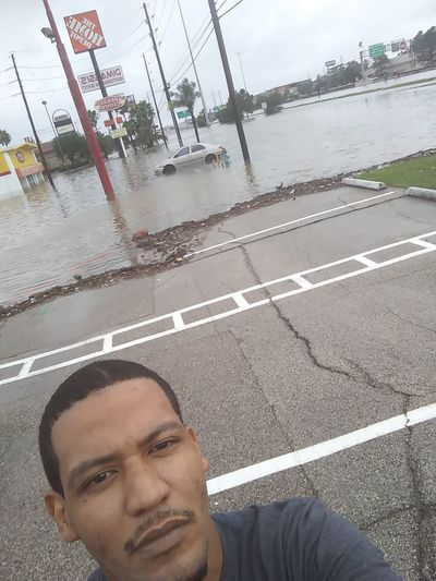 Hurricane Harvey Aftermath 2017 HurricaneHarveySelfie Houston One Person Headshot One Man Only Water Only Men Adults Only Adult Day Sea People Men Outdoors Occupation Portrait Sky Ishoot Whatyoudontsee @vsv.hou.713 NoEffort  NoEffort  Raw Shots From Raw Vision Here.. VSVHouston Leisure Activity