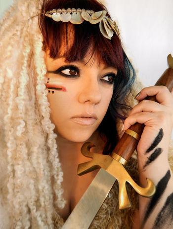 Fantasy Sword Warriors Fantasy World Portrait