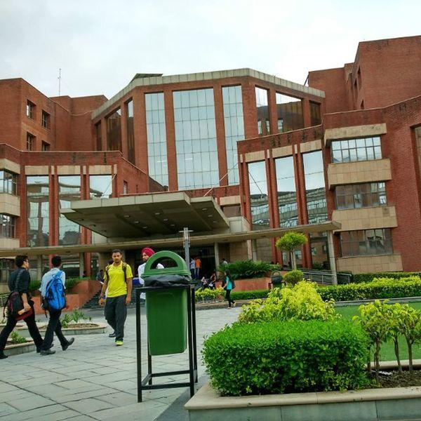 At Amity University, Noida Amity