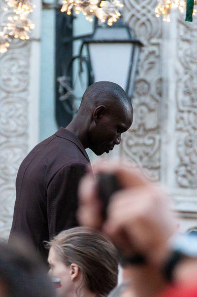 EyeEm Selects Football Fifa2018 FIFA World Cup Russia FIFA World Cup Of 2018 Moscow Celebration Multicultural Senegal Senegal Fans Football Fever Football Fans Nikolskaya Street The Street Photographer - 2018 EyeEm Awards