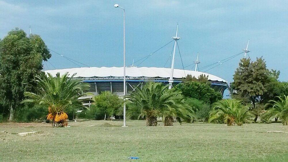 Rades Studium Tunisia Tunis Football Stadium Sport