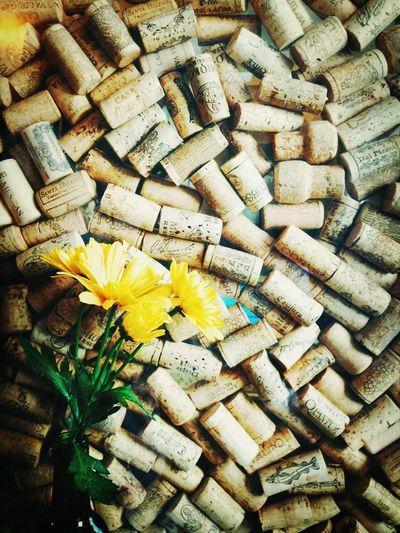 Wine Tasting Flowers