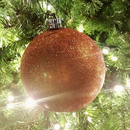 Shiny Christmasornament CountryLivinG