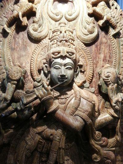 Taking Photos Vishnu Hinduism Hindu Gods Hindu Culture Religion And Beliefs Wood Art