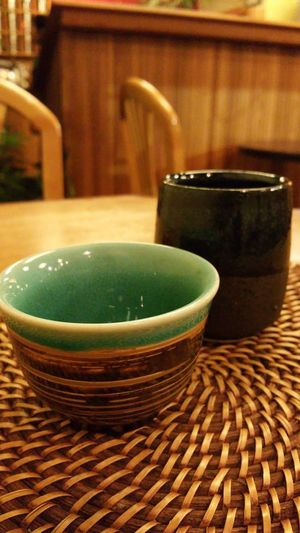 """A woman is like a tea bag - you can't tell how strong she is until you put her in hot water."" —Eleanor Roosevelt- Tea Japanese Tea Japanese Tea Cups Tea Cups Tea Time Hot Tea Ceramic Tea Cups No People Indoors  Drink Close-up Cultures"