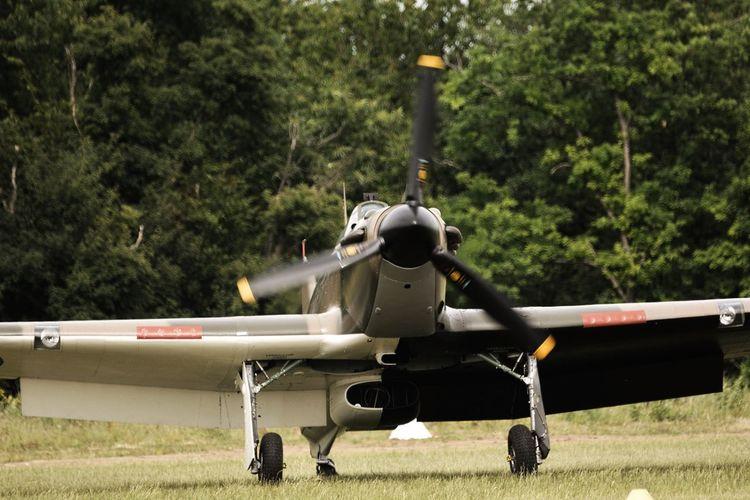 Propeller Hawker Hurricane Airshow Nikon Sigma Airplane Aviation Aviationphotography Sigma 150-500 Warbird