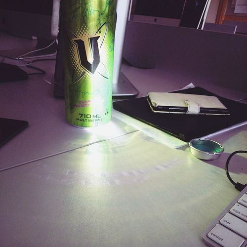i just thought it looked cool tbh V V Energy Drink Energydrink Energydrinks Energy Drink Reflection Urban Reflections Light Trails Light Reflection
