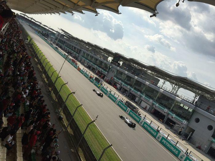 Sepang International Circuit Sepang Malaysiagp Kl Malaysia Formula 1