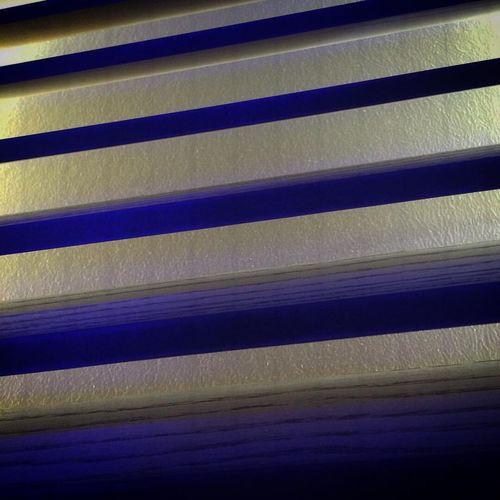 Full frame shot of blue light