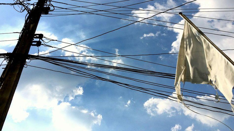 The sky. Taking Photos Eyemphotography Thailand Sky The _ Mazzalong Fun Sunny Day