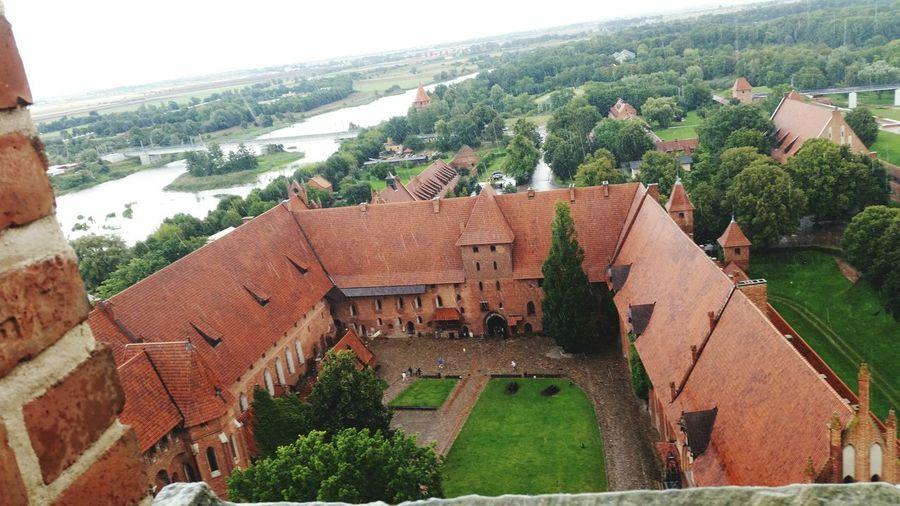 EyeEm Selects Architecture Zamek W Malborku Town Podróże Malbork zamek Krzyżacki Architecture