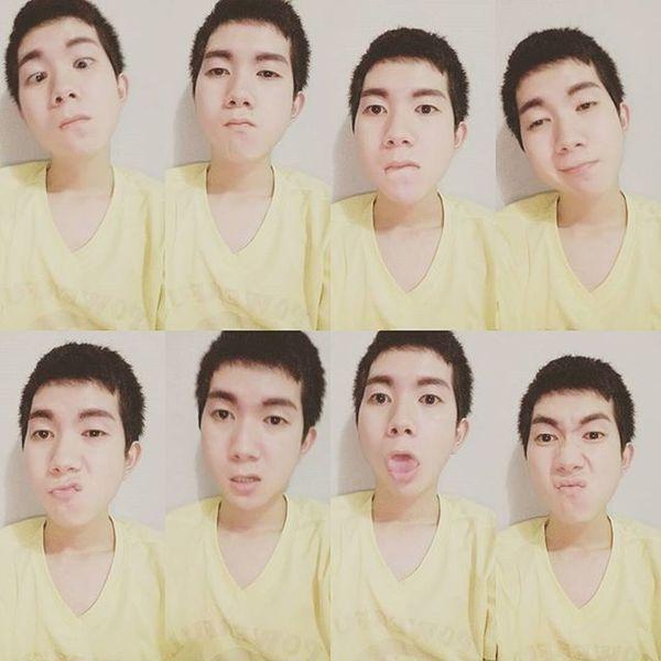 Làm trò điên khùng ...lol !! 😅😅😅😅😅😅 Vietnamboy Vietnam Boy Chinaboy Asian  Khungdien Selfie