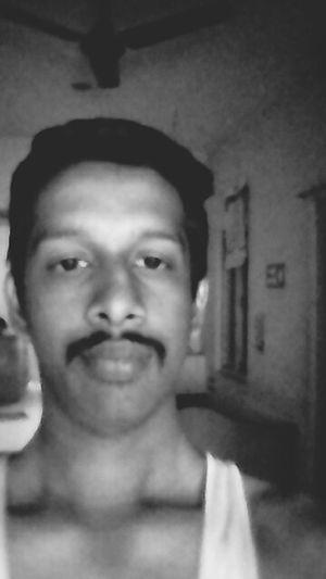 Good Morning! Selfie ✌ Monochrome Front Camera