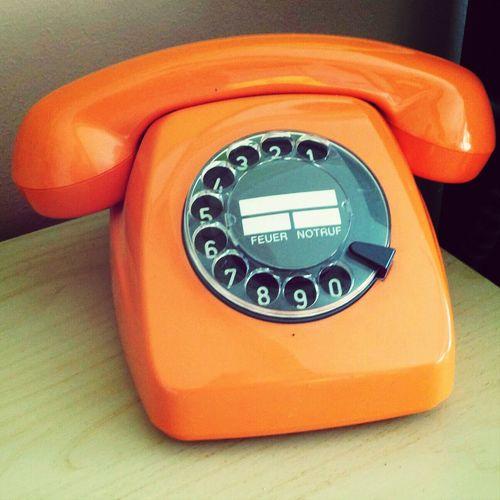 telefonieren wie früher