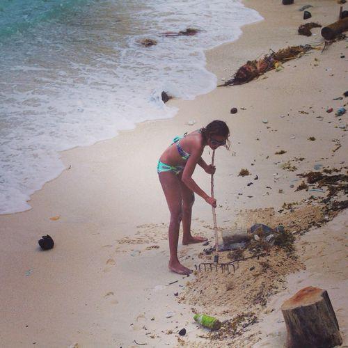 Keeb Beach Clean