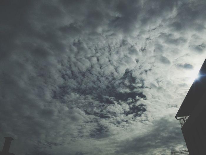 I ❤️ Cloud - Sky Weather Sundayview Missyou Ilovetawau