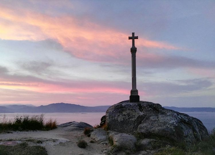 Vacations CaminodeSantiago Galicia, Spain No People Beauty In Nature Nature Sky Water Clear Sky Beach