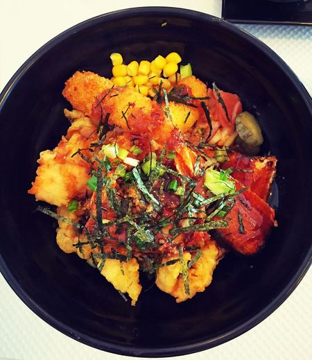 Japanese Food Kaseidon Yummy Enjoying A Meal 😋 Seafoods Food