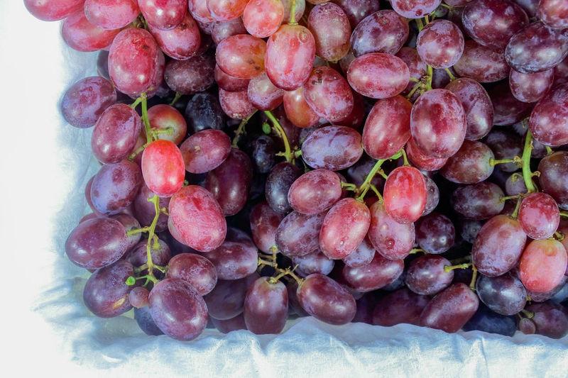 Fruit Red Grape