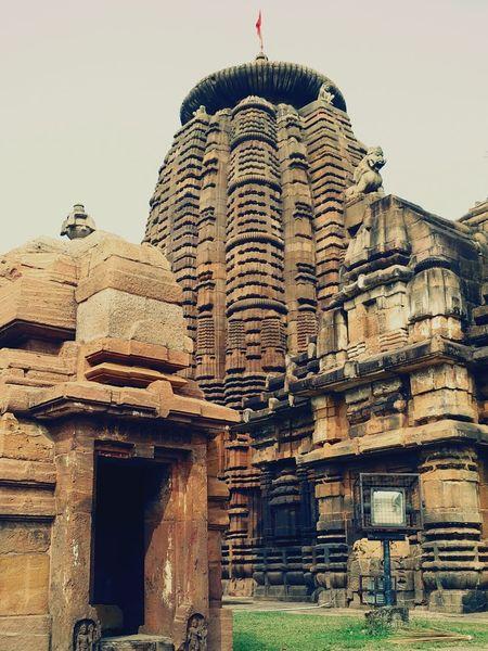 Bhubaneswar India Travelling History Faith