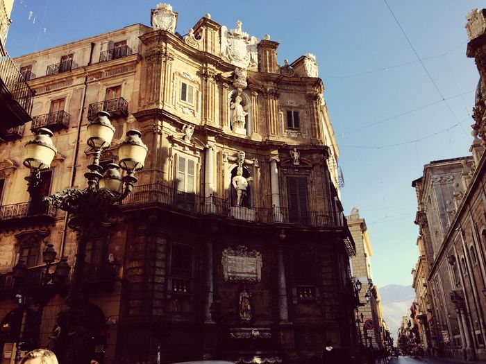 A sunny day in Palermo. First Eyeem Photo