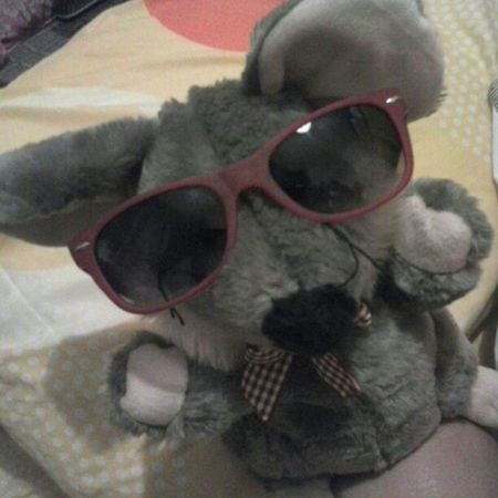 Look who's goin with me! Sunnies Pinkie