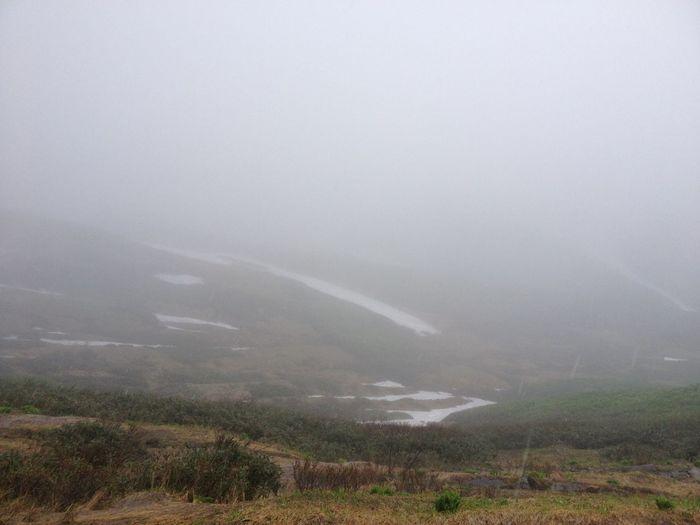 ガクリ。 IPhoneography Landscape Gassan