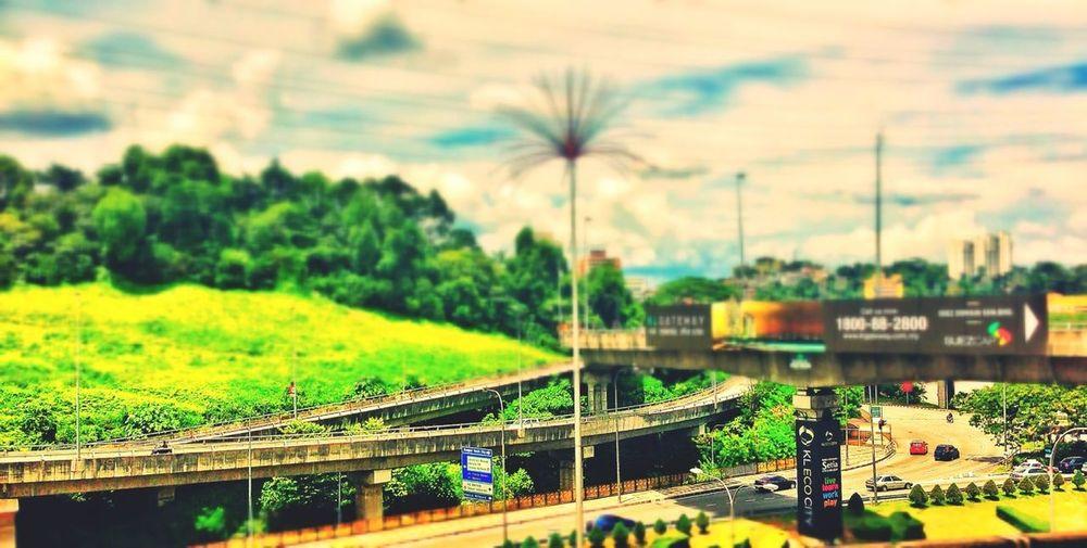 Cityscape Diorama