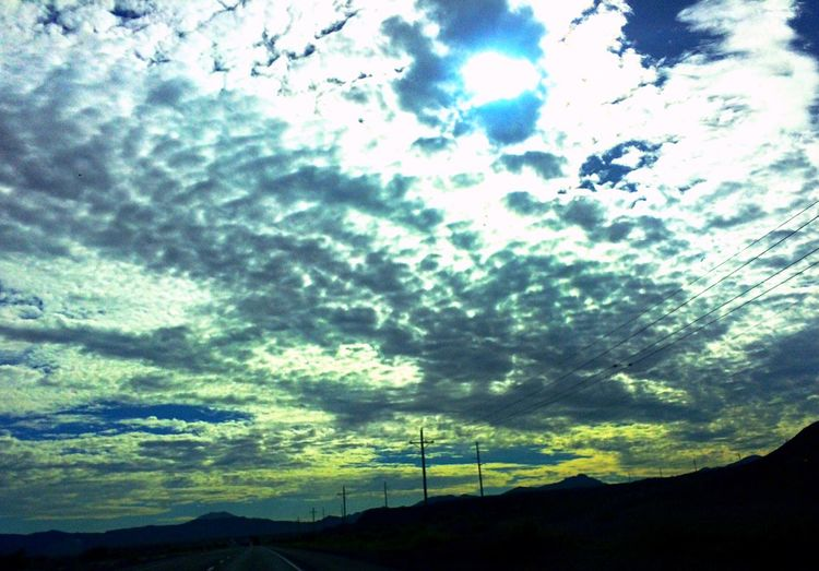 Cloud Ecstasy Natures Eye Candy Does The Sky Touch The Ground Scenic Dreams